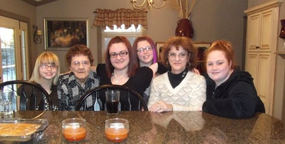 women generational