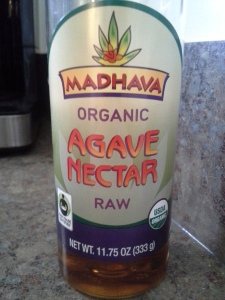 "This brand of agave nectar also comes in ""light"" and ""amber""- both have slightly different taste than the ""raw""."