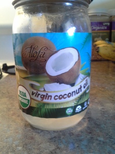 You can get this brand of coconut oil in bulk at Sam's Club.
